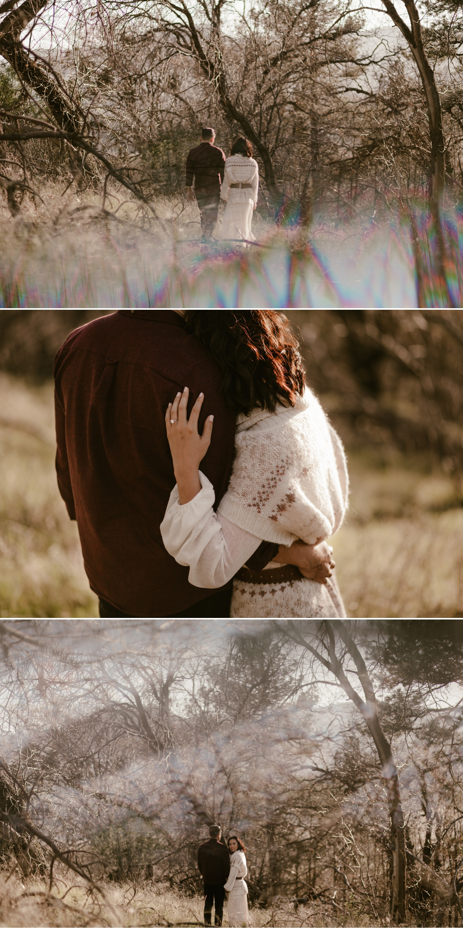 Sara and David Julian engagement in San Diego by Paige Nelson