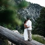 Big Bear Lake engagement by San Diego Photographer Paige Nelson