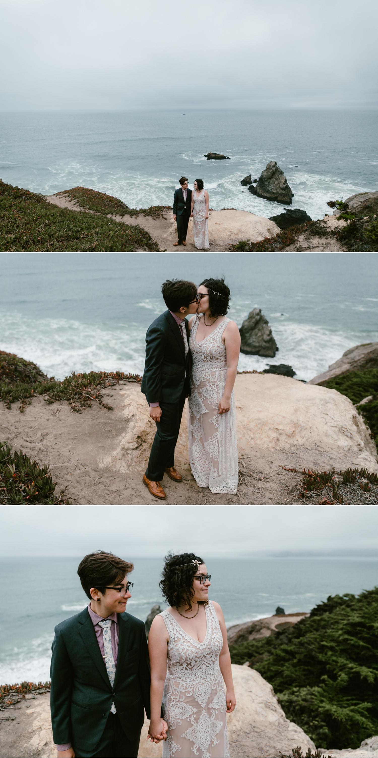 Art-deco picnic wedding in Golden Gate Park | Paige Nelson