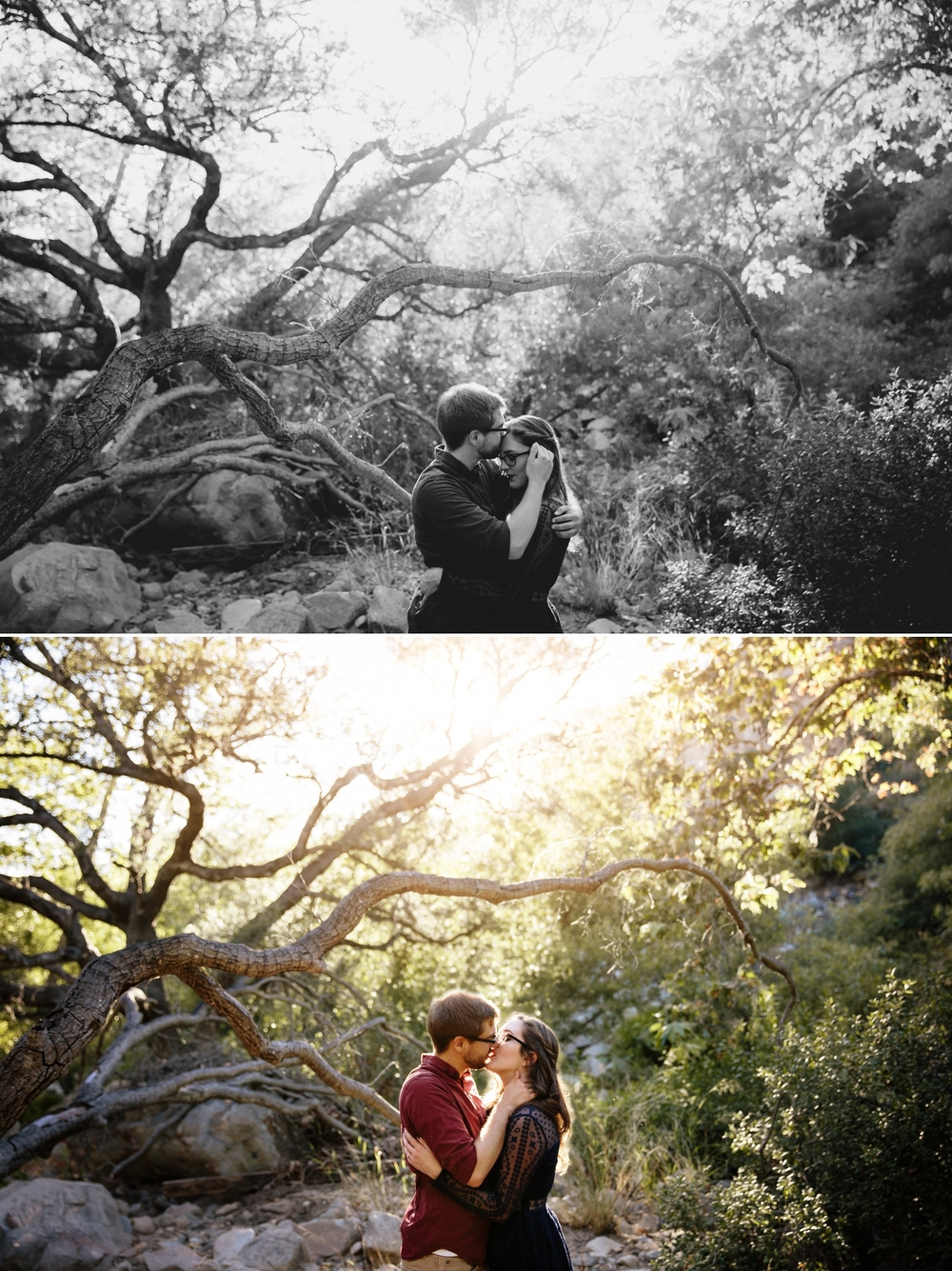 Elfin Forest Engagement in San Diego by Paige Nelson Photography
