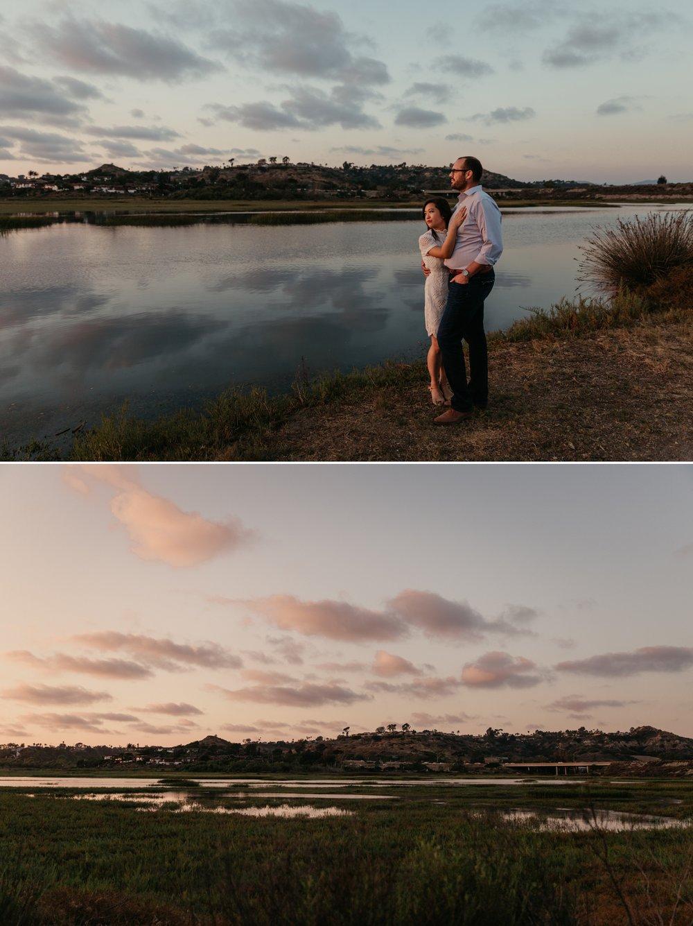 Solana Beach engagement San Diego Paige Nelsonn
