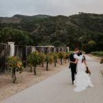 Carmel Highlands wedding at Folktale winery