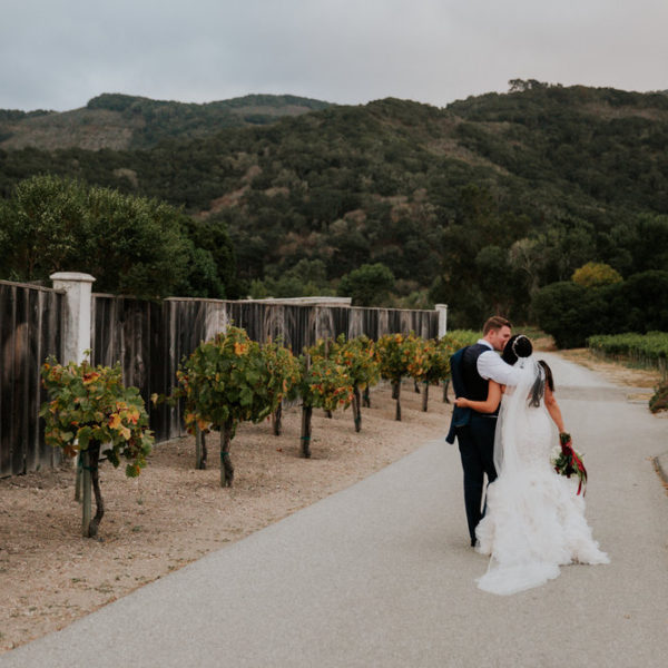 Vineyard Wedding at Folktale Winery