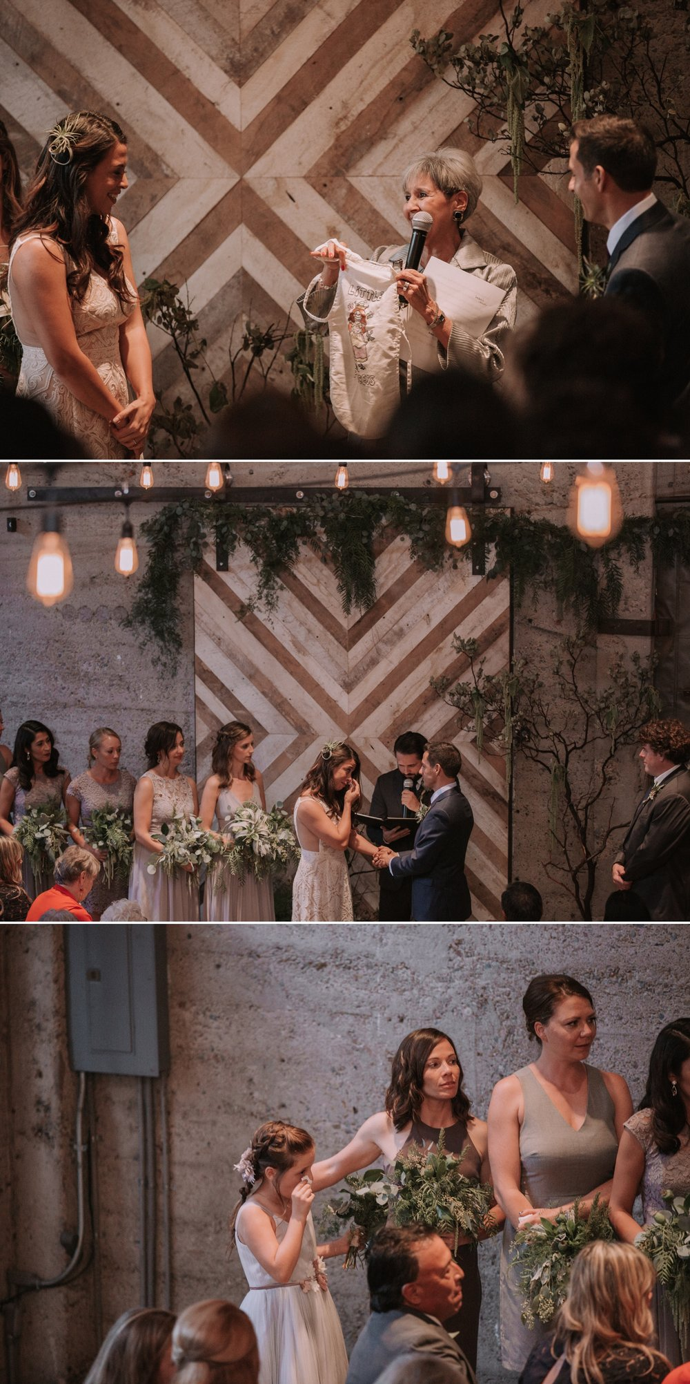 Modern Luce Loft wedding by San Diego photographer Paige Nelson