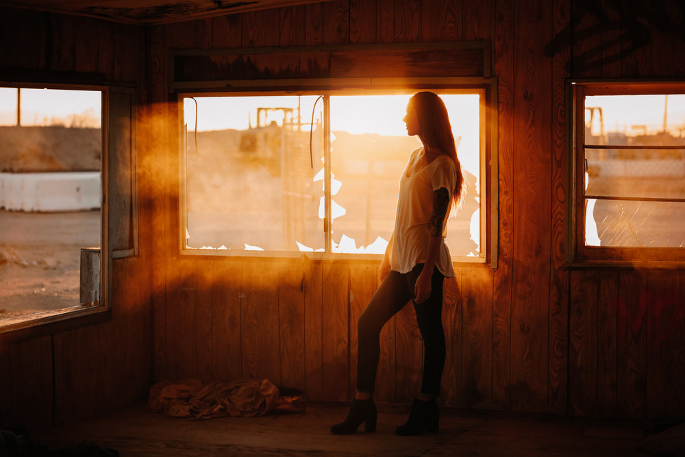Portraits at Bombay Beach, Salton Sea by San Diego photographer Paige Nelson