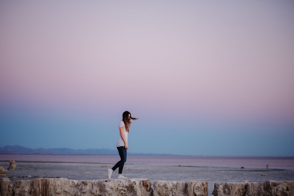 Portraits at Bombay Beach in Salton Sea by San Diego photographer Paige Nelson