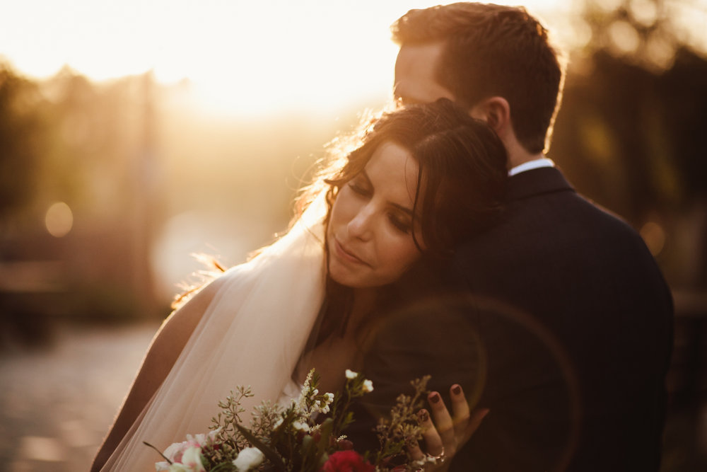 Franciscan Garden wedding in San Juan Capistrano by San Diego photographer Paige Nelson