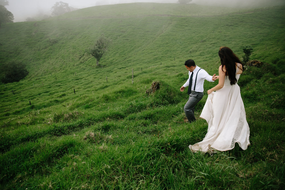 Intimate Costa Rica wedding in Alajuela by San Diego wedding photographer Paige Nelson