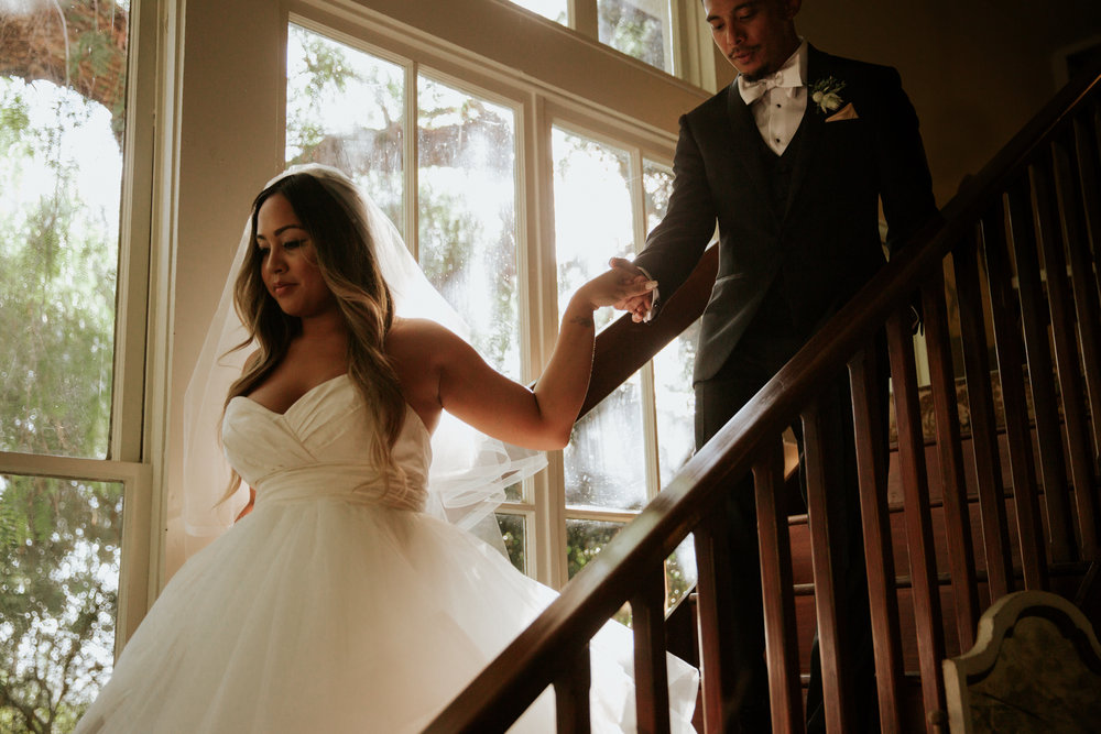 Green Gables Estate Wedding in San Marcos by San Diego photographer Paige Nelson