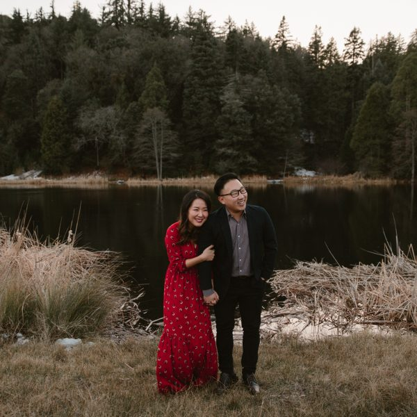 Palomar Mountain engagement