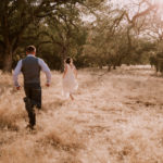 Intimate Backyard Wedding in Roseville by Paige Nelson