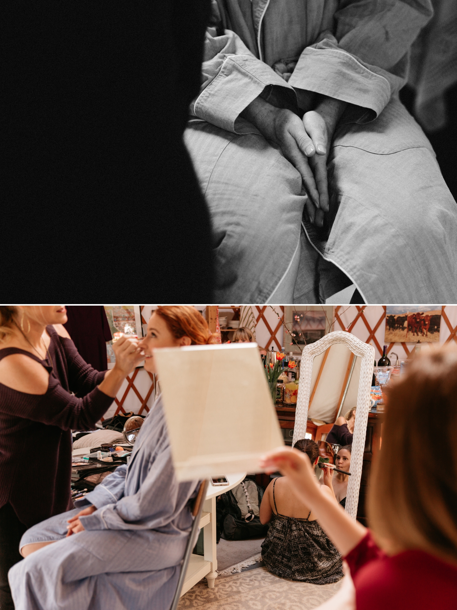 Sarah and Alex intimate Santa Cruz wedding by Paige Nelson