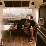Airstream engagement session in San Diego by Paige Nelson Photography
