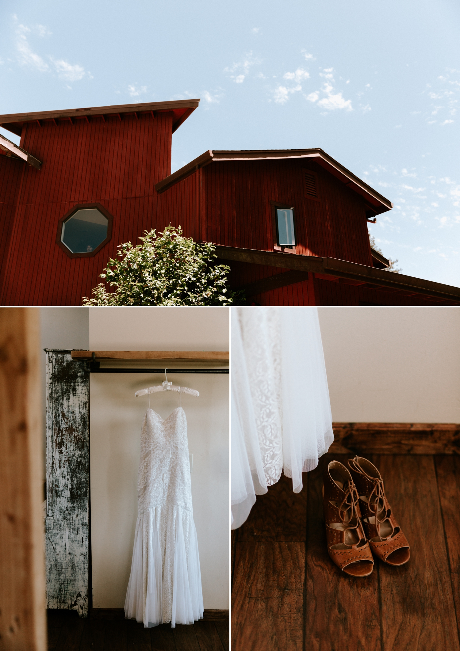 Intimate wedding in Santa Cruz by Paige Nelson