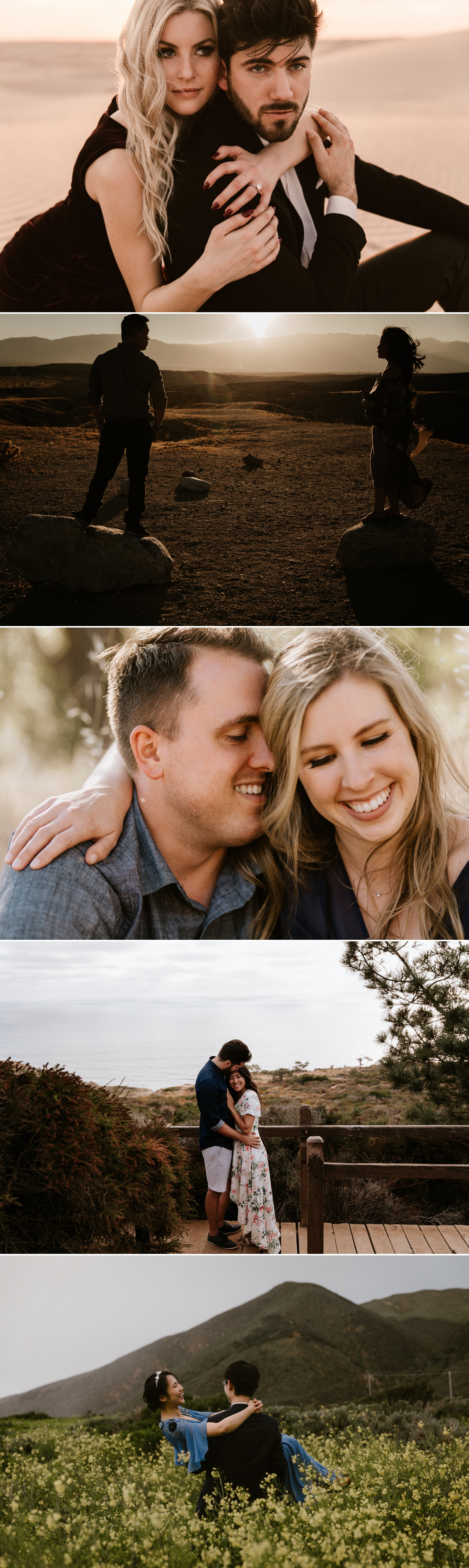 Best of 2017 Engagement and Anniversary sessions by Paige Nelson