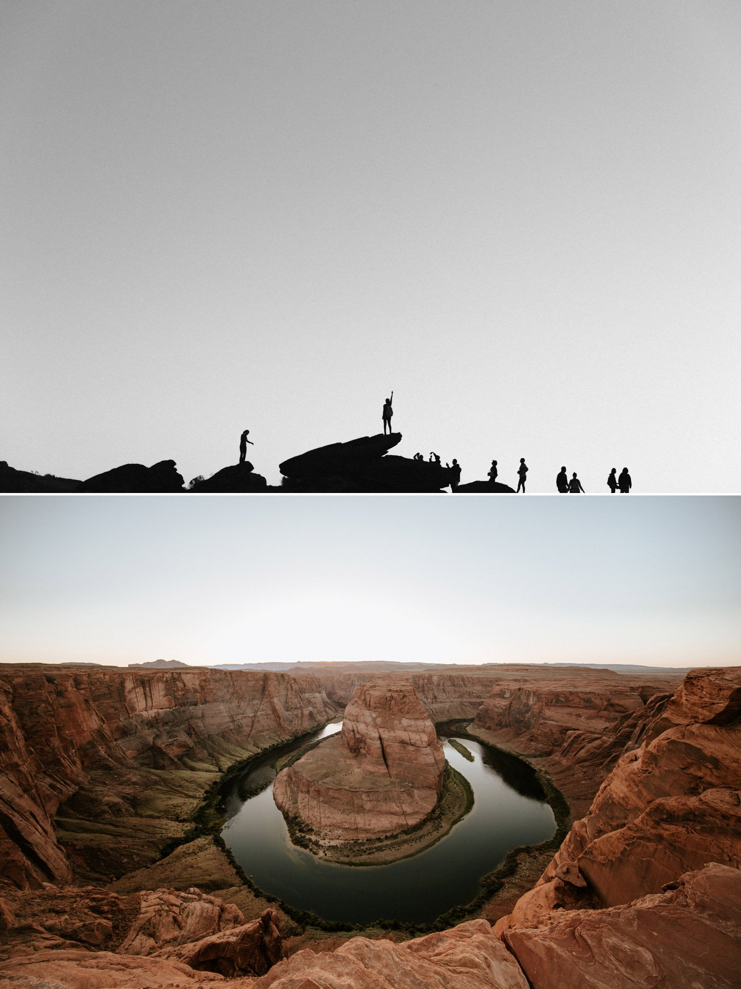 Horseshoe Bend in Page Arizona by Paige Nelson Photography