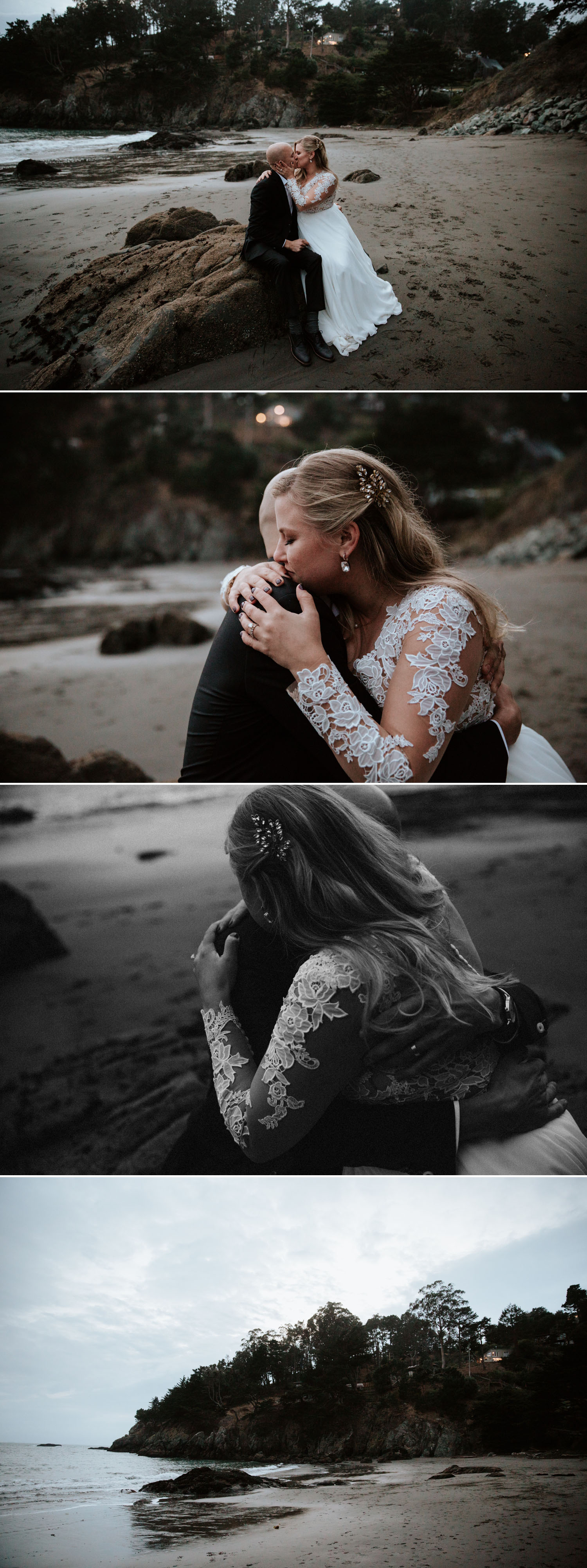 Muir Beach Elopement in San Francisco by Paige Nelson Photography