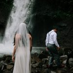 Intimate wedding in Costa Rica at La Paz by Paige Nelson