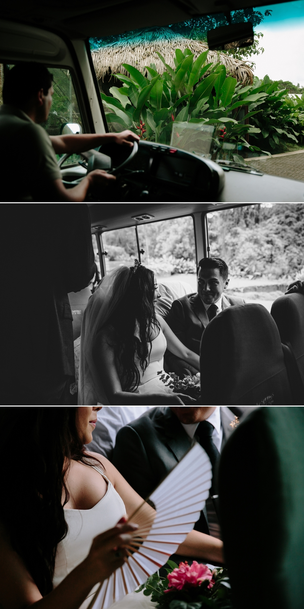 Intimate wedding in Costa Rica by San Diego photographer Paige Nelson