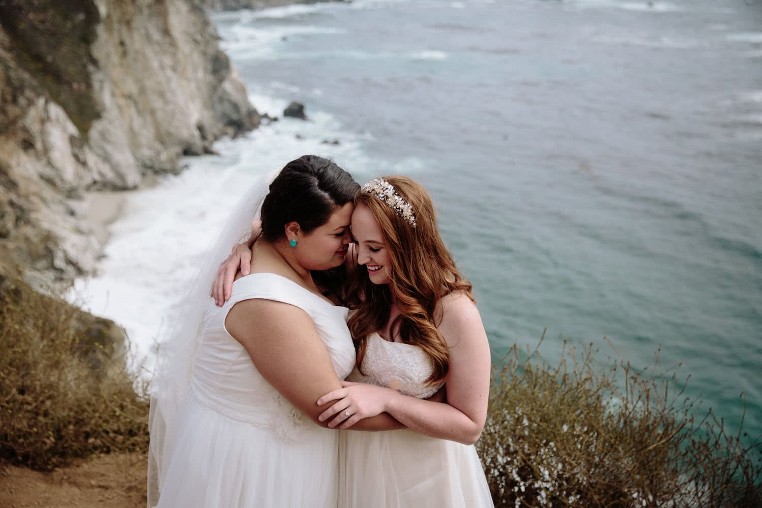 Big Sur elopement Paige Nelson