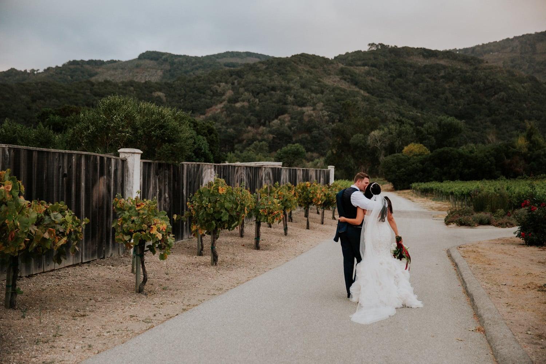 Folktale Winery Wedding Carmel