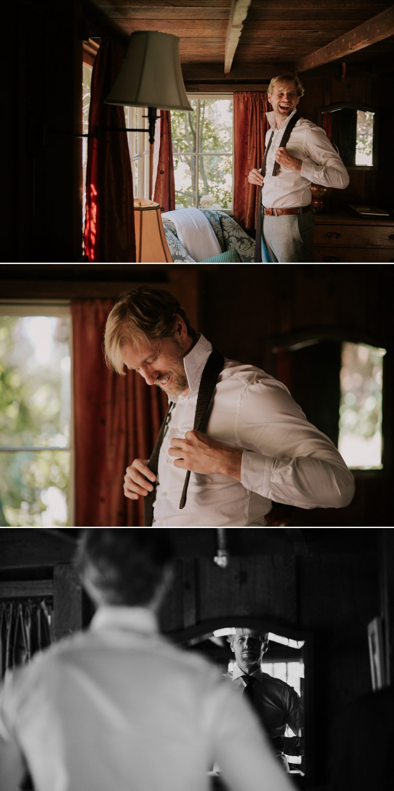 Deetjen's Big Sur Inn elopement