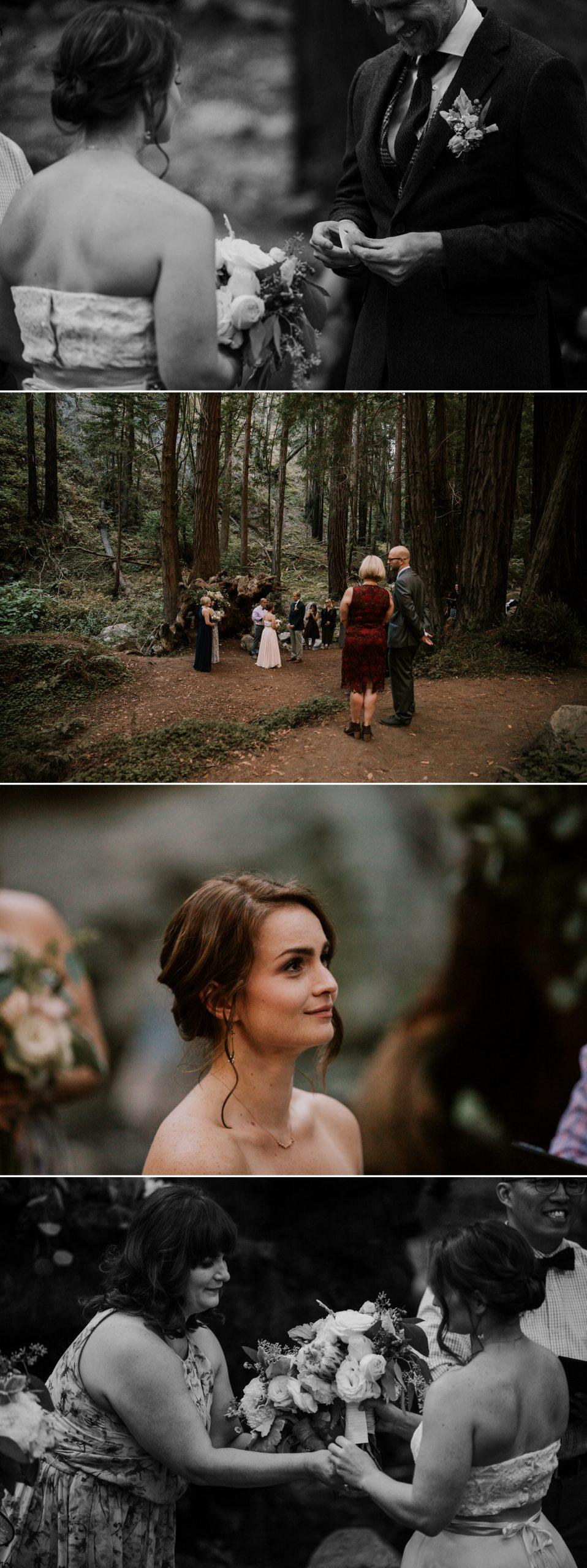 Limekiln State Park elopement