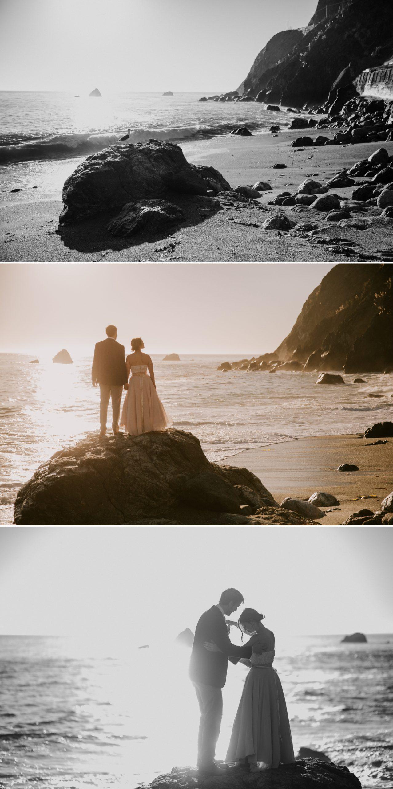 Limekiln State Park elopement Paige Nelson