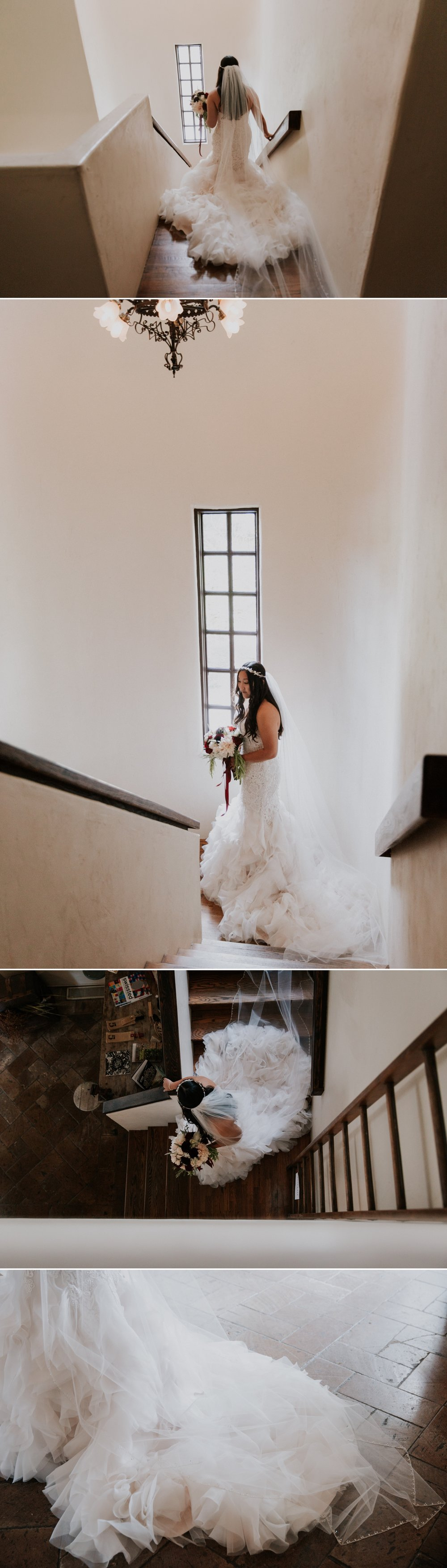 Vineyard wedding at Folktale Winery in Carmel by San Diego Photographer Paige Nelson
