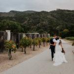 Carmel Highlands wedding at Folktale winery