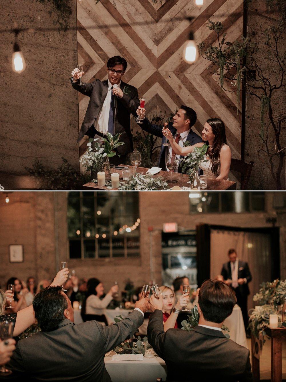 Modern Luce Loft wedding by San Diego photographer Paige Nelson