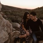 Mt Laguna anniversary session by Paige Nelson