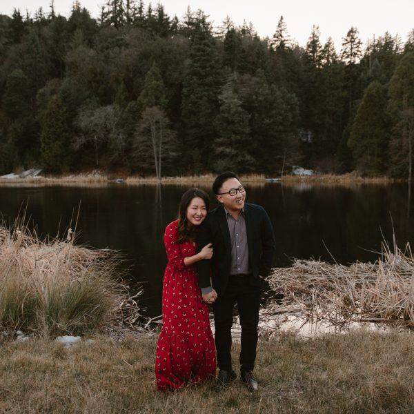 Palomar Mountain engagement