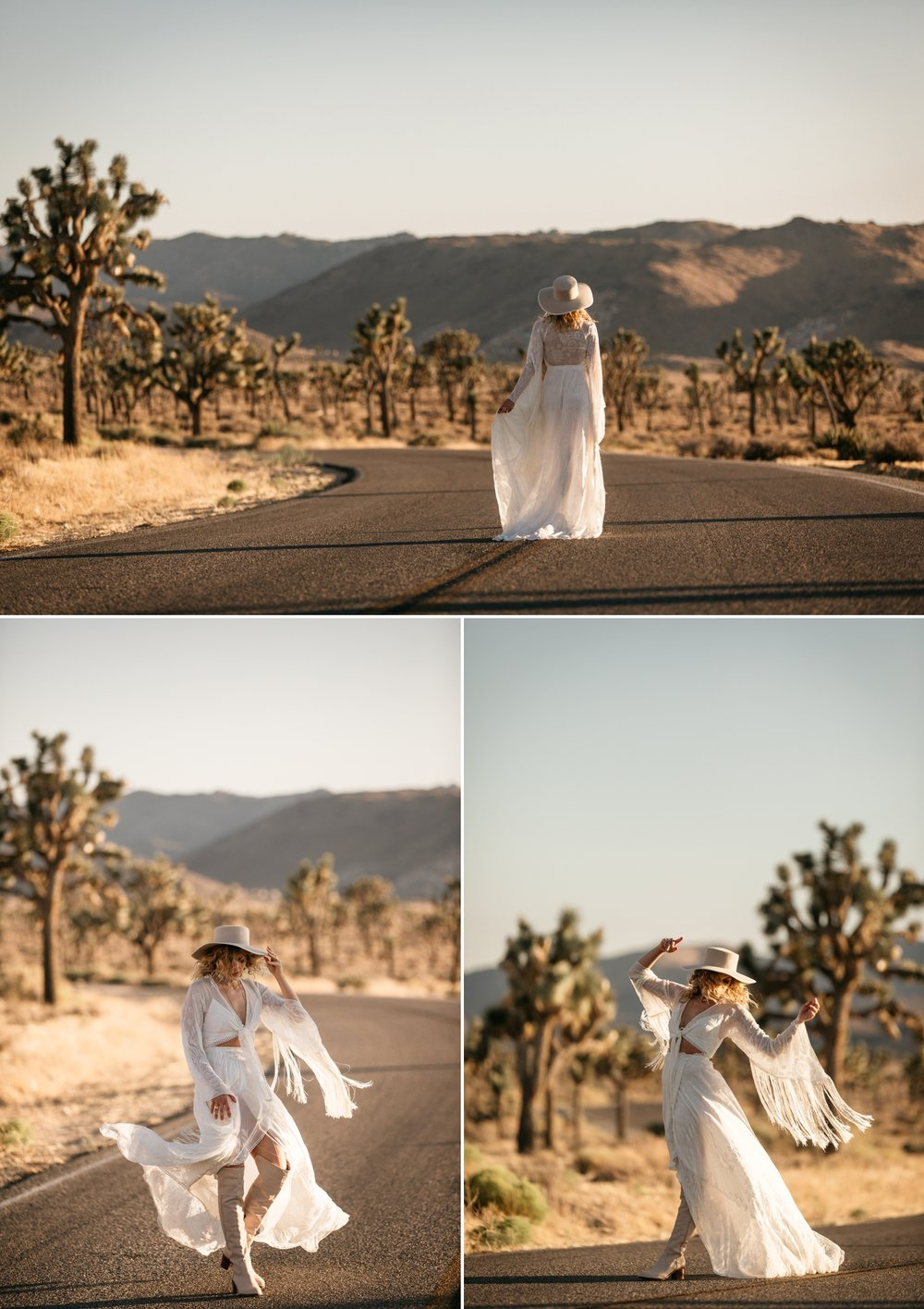 Rue de Seine Love Spell Collection Morrison Gown, Joshua Tree