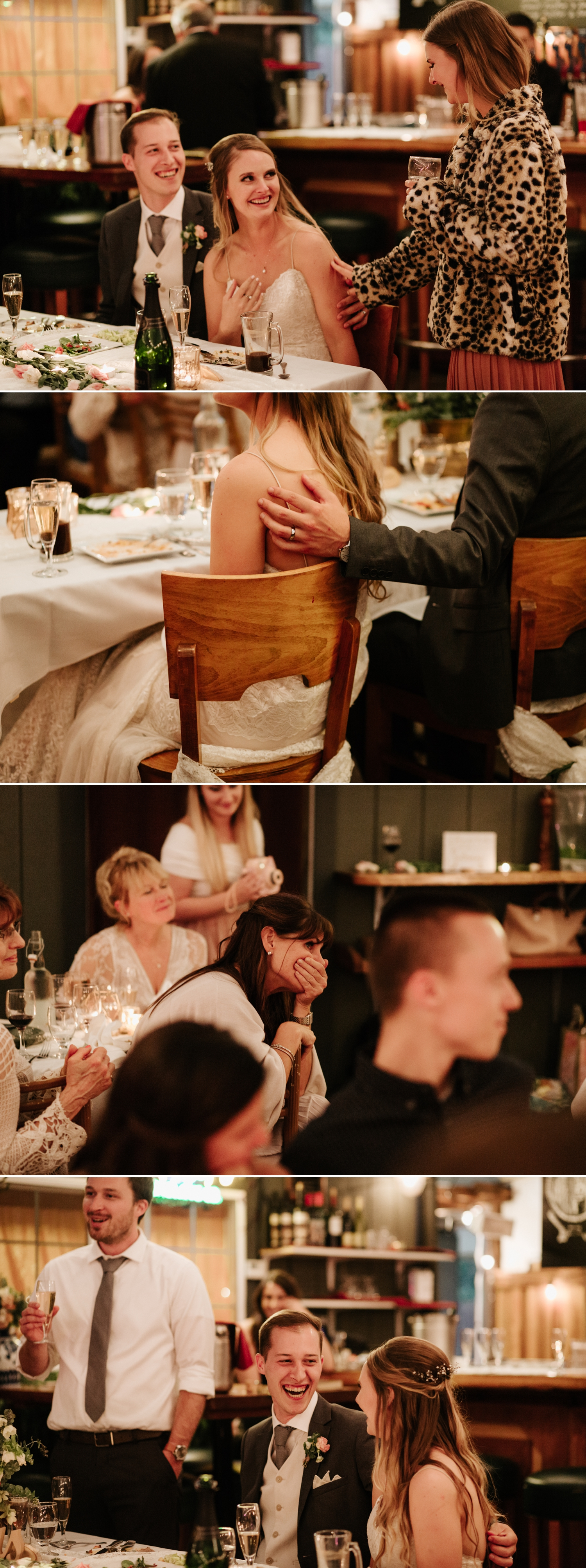 Intimate wedding at Casa Nostra in Ben Lomond by Paige Nelson