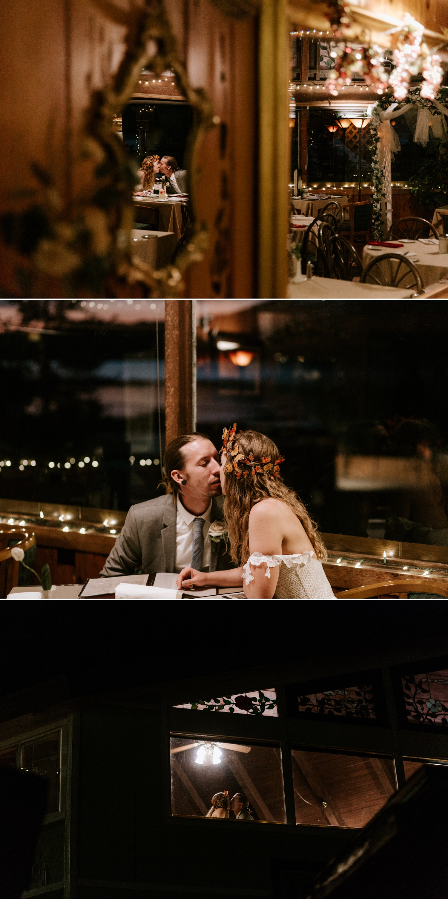 Intimate Big Bear Lake elopement by Paige Nelson Photography