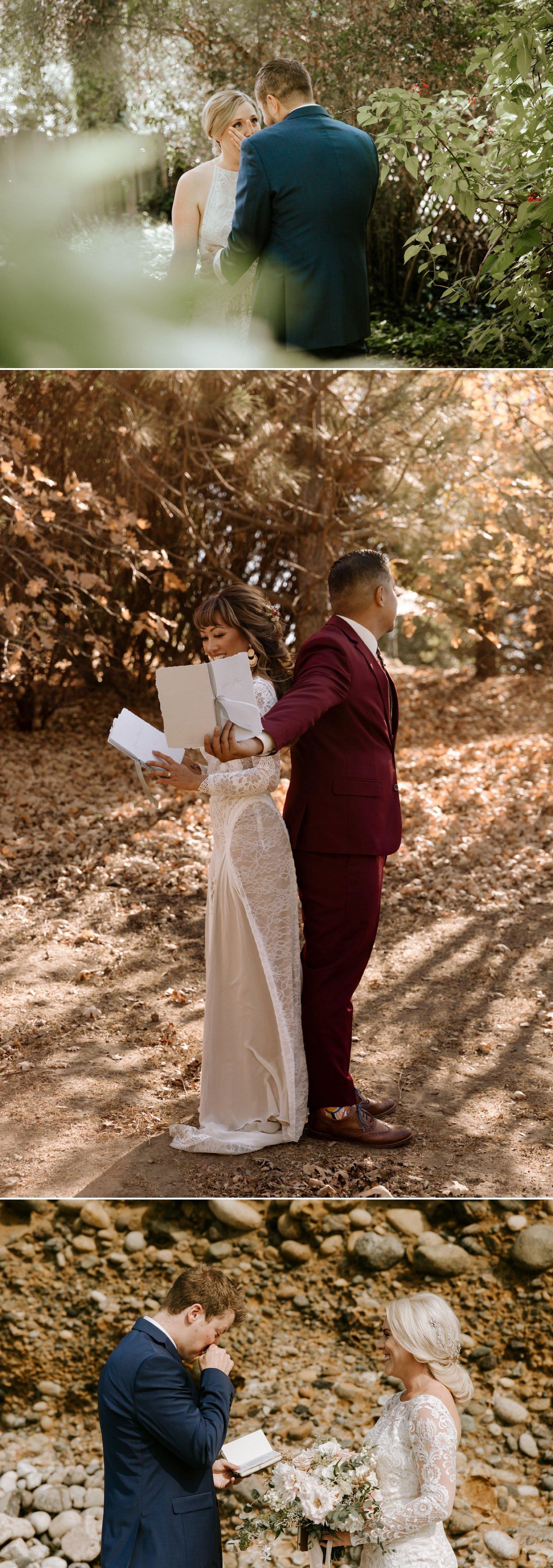 San Diego Wedding Photographer Paige Nelson, Destination Intimate Wedding and Elopements