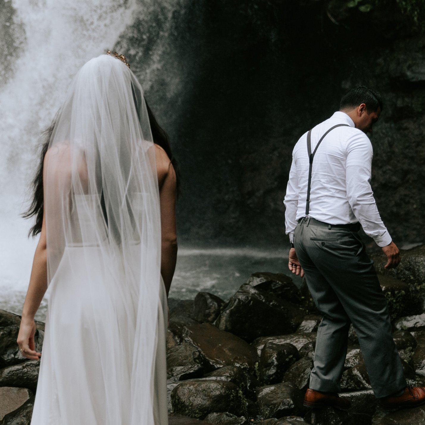 Intimate Costa Rica Wedding Paige Nelson