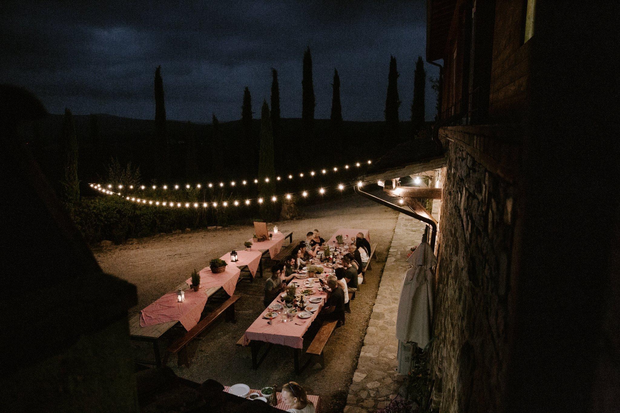 Casa Cornacchi wedding in Tuscany, Italy Paige Nelson