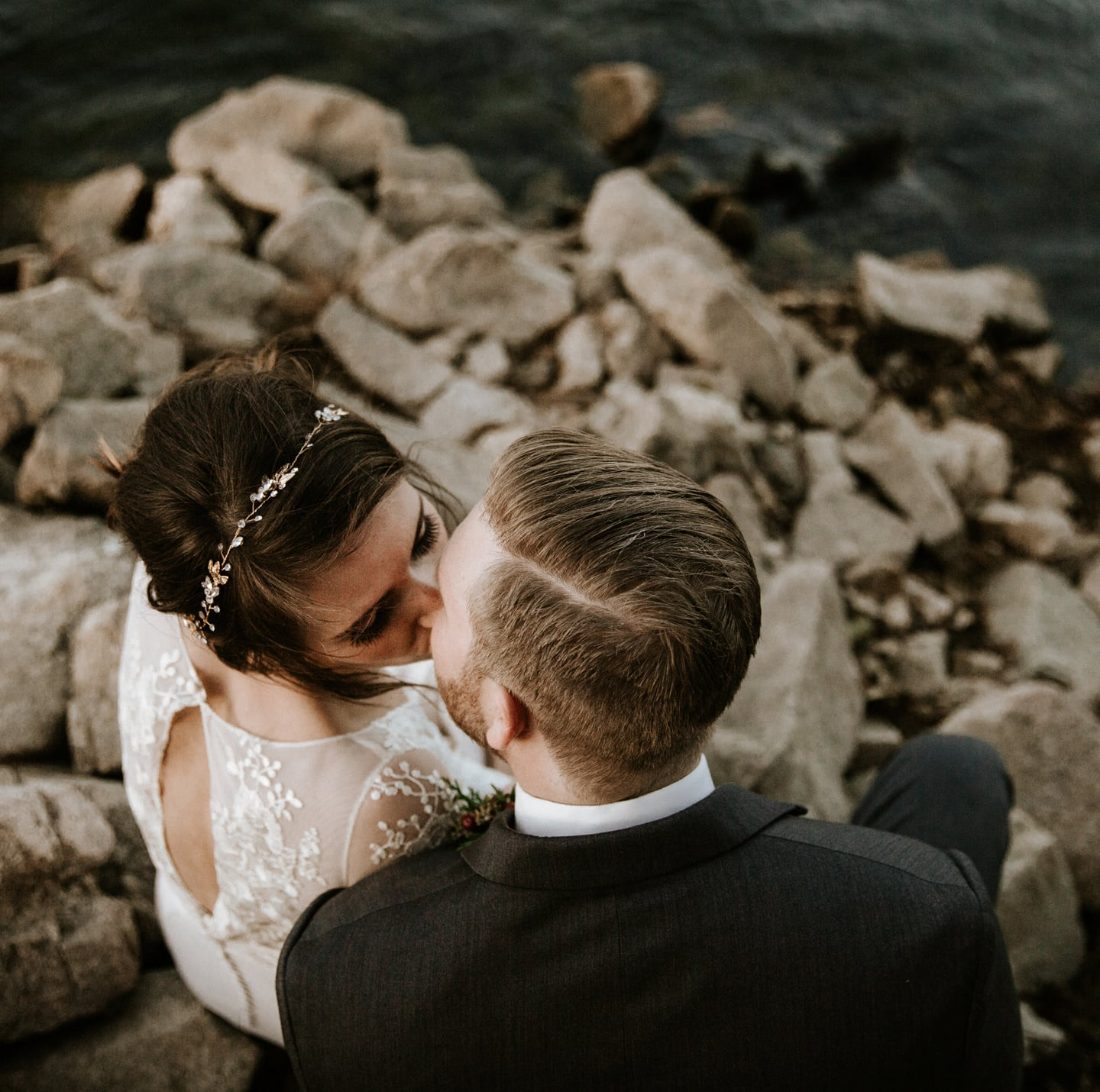 Lake Arrowhead Wedding Photographer Paige Nelson