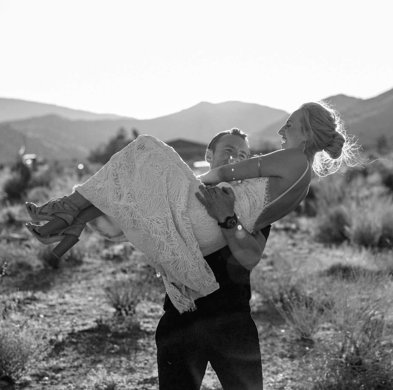 Rimrock Ranch Wedding Pioneertown