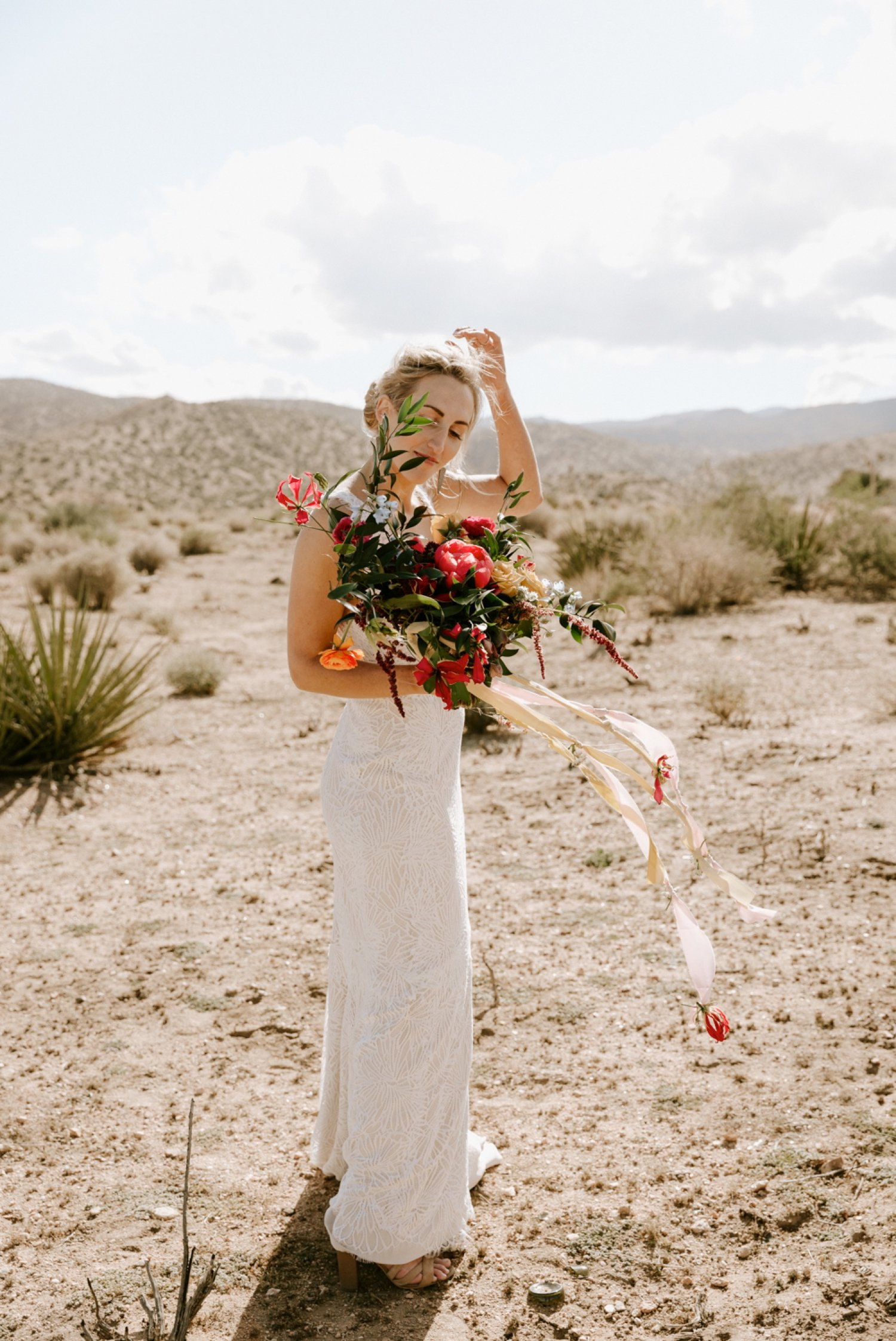 The Blooming Gypsy Joshua Tree Florist Paige Nelson