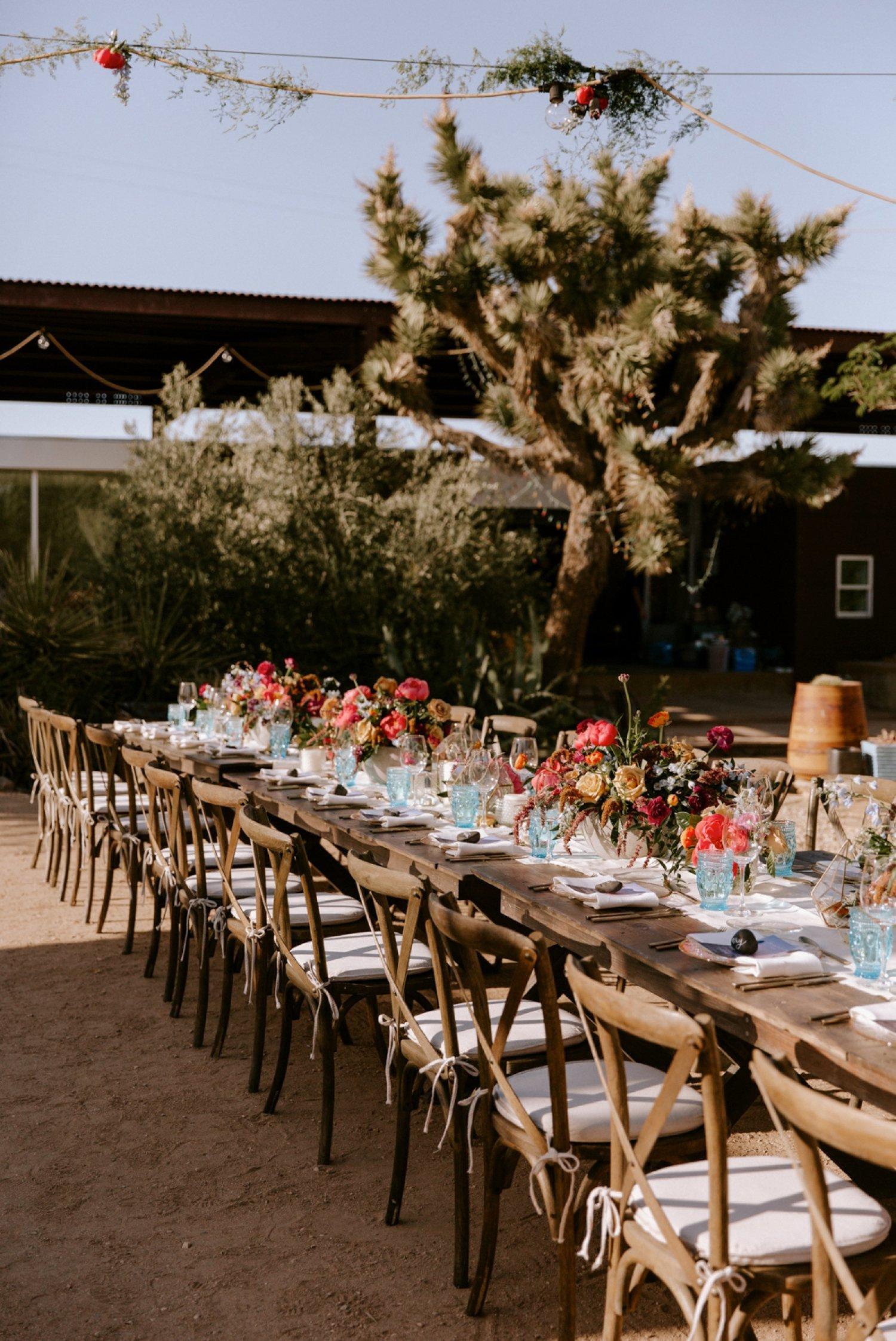 Karson Butler Event Design Rimrock Ranch Wedding