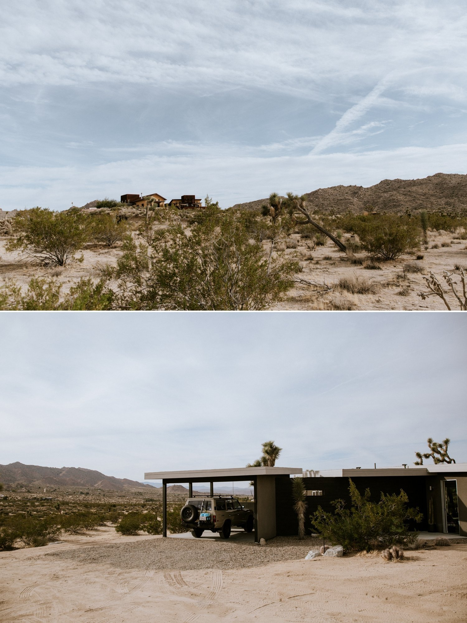 Joshua Tree elopement by Paige Nelson