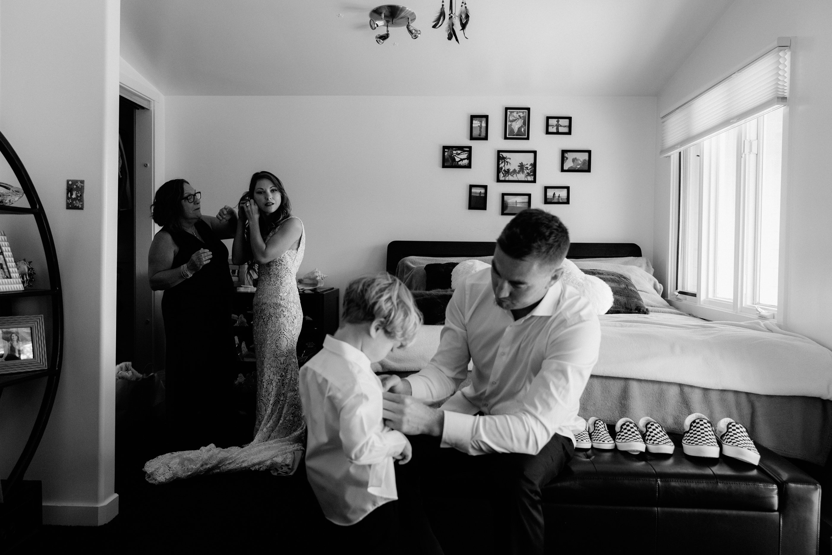 Meaningful Wedding Day, Intimate Santa Cruz Elopement Paige Nelson
