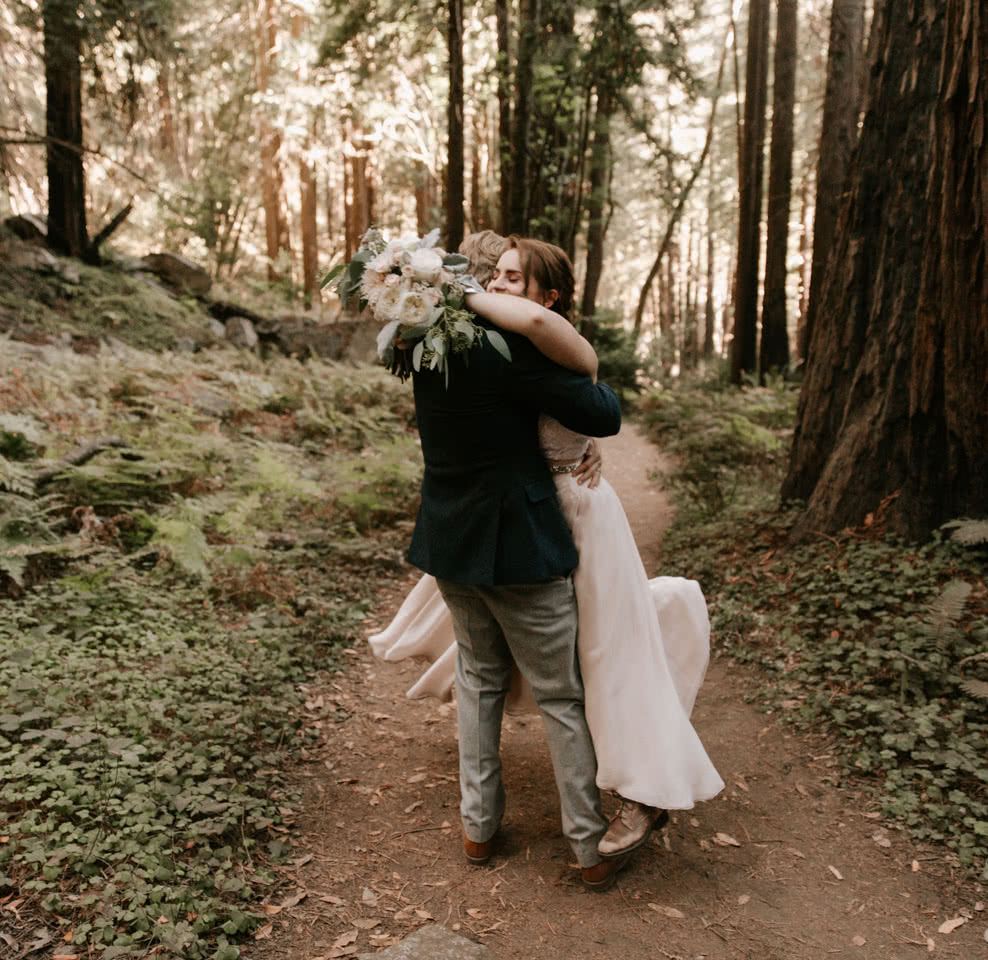 Big Sur wedding photographer Paige Nelson