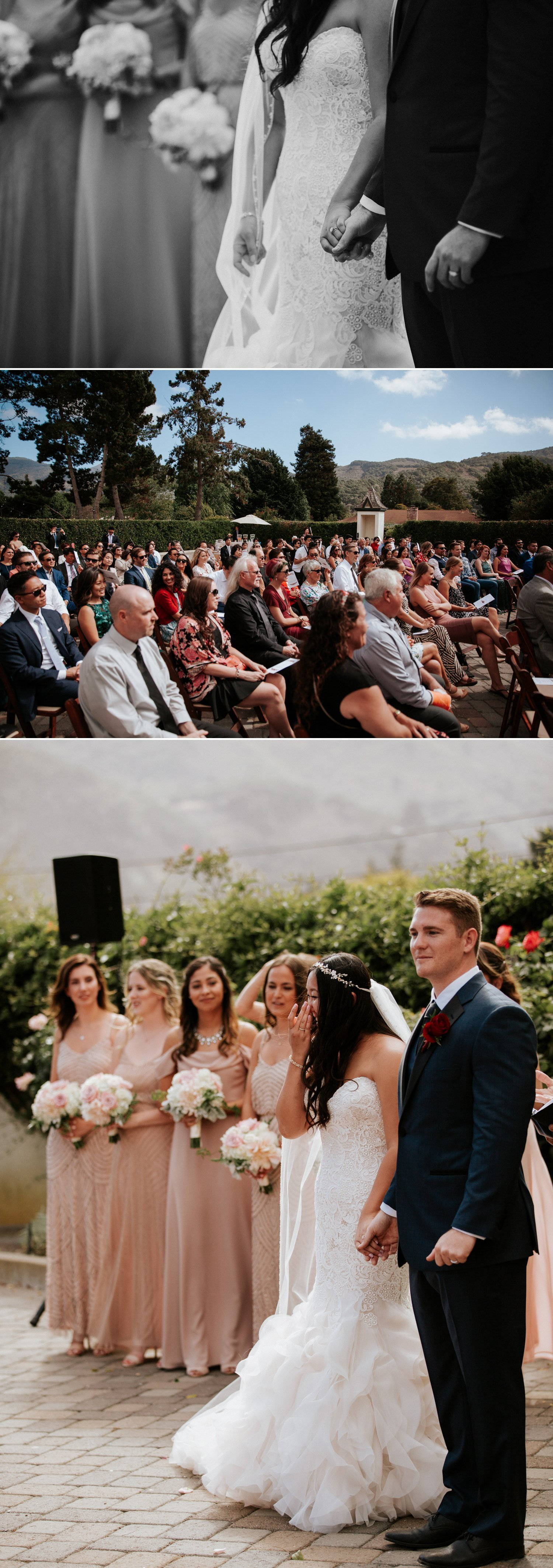 Folktale Winery Wedding in Carmel Paige Nelson