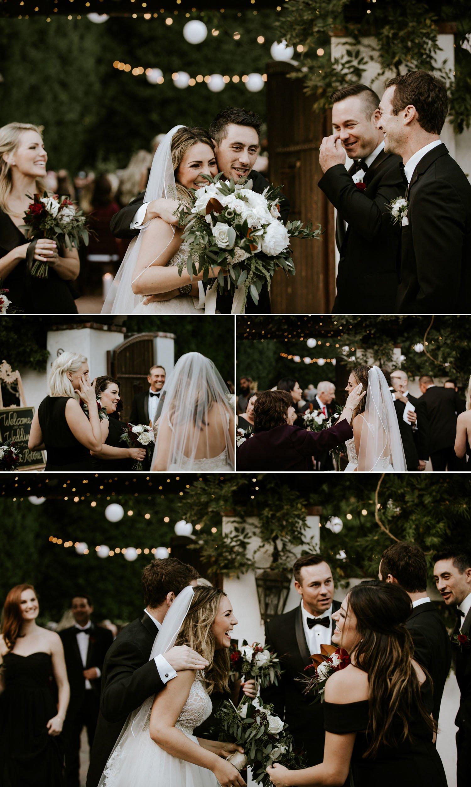 Franciscan Garden Wedding San Juan Capistrano