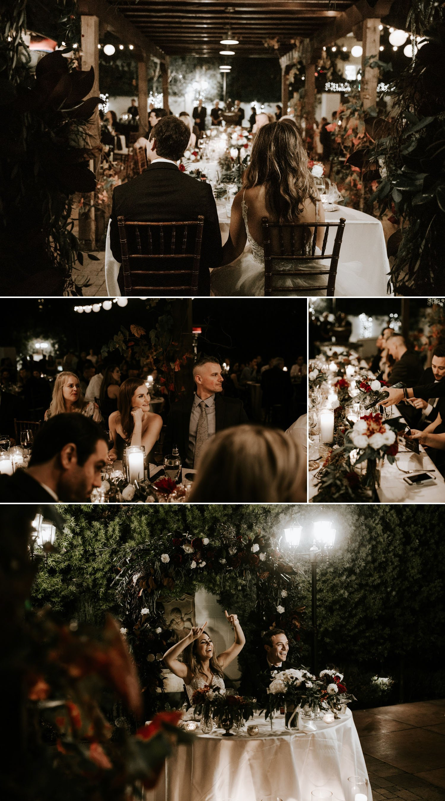Franciscan Garden wedding Paige Nelson
