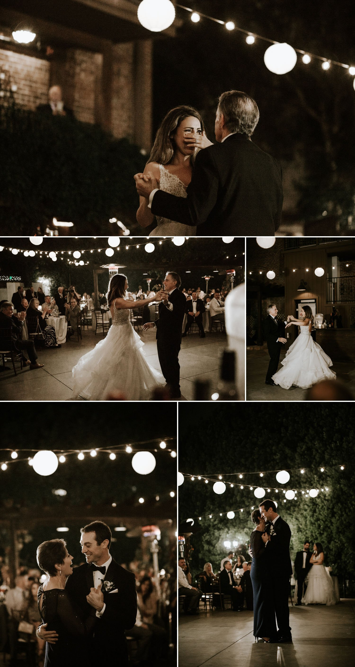 First dance Franciscan Gardens